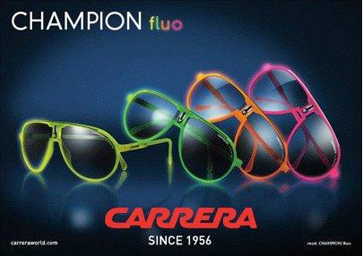 disponibilità nel Regno Unito fd325 31dbf Occhiali da sole Carrera champion fluo optyl - Ottica Dieci ...