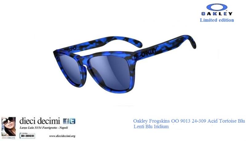 Oakley Frogskins OO 9013 Lim Ed Acid Tortoise. -33%