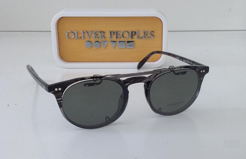 ad98144819 Occhiali da vista Oliver peoples riley r clip on ov 5004c - Ottica ...