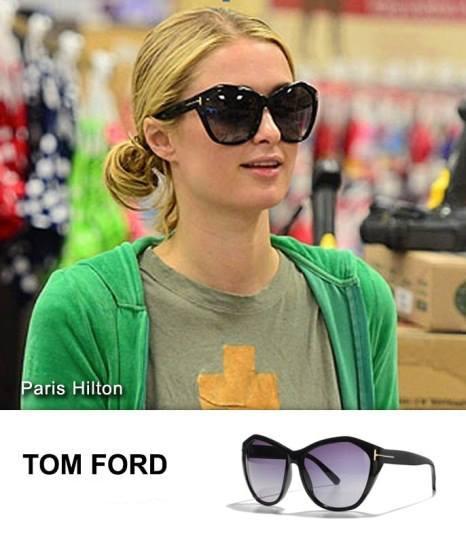 Hilton Indossa Occhiali Angelina Ottica Dieci Ford Paris Tom 9IE2DH