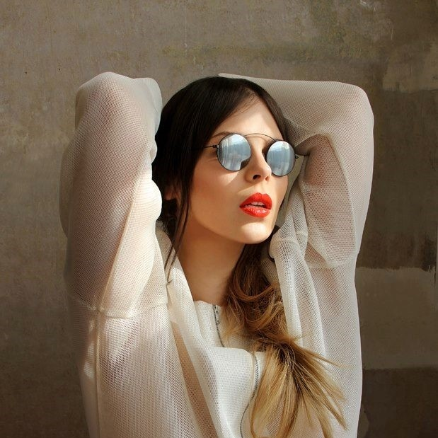 Occhiali da sole spektre met ro trasgressione italiana ottica dieci decimi napoli - Occhiali da sole specchiati spektre ...